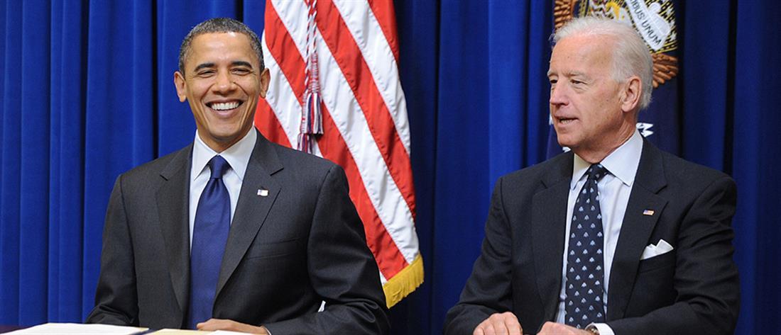 Αμερικανικές εκλογές: ο Ομπάμα σε προεκλογική εκστρατεία υπέρ του Μπάιντεν