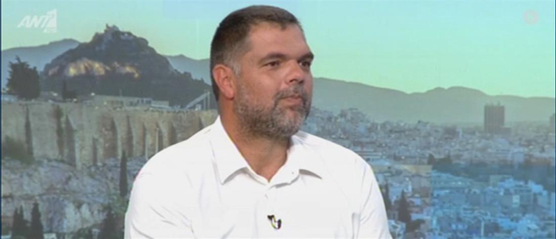 Σύνδρομο Άσπεργκερ - Παπανικολάου στον ΑΝΤ1: Πάρτε θάρρος και μιλήστε ανοιχτά (βίντεο)