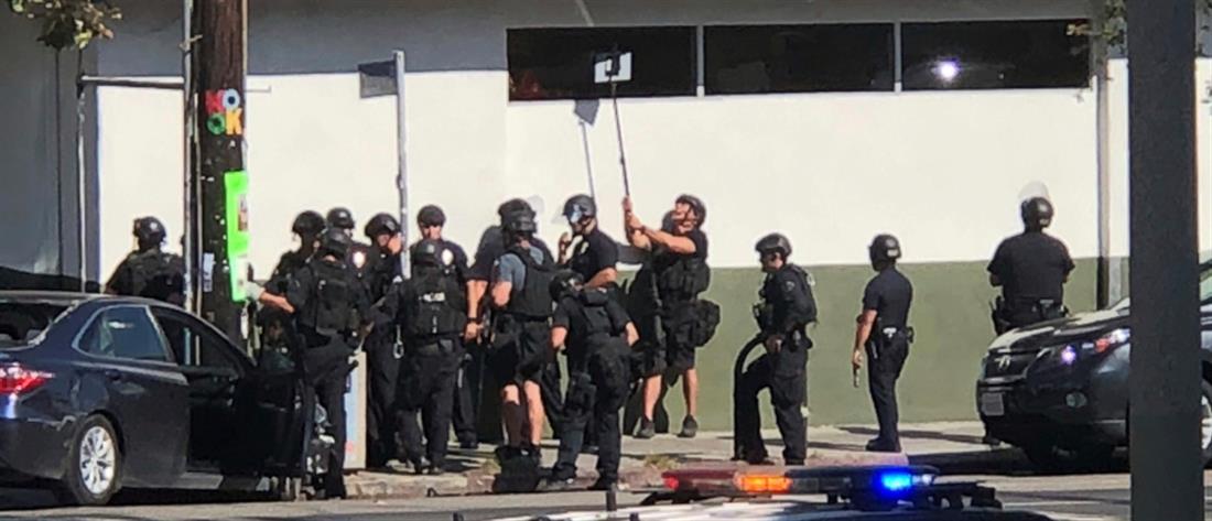 Αιματηρή ομηρία σε σούπερ μάρκετ στο Λος Άντζελες (εικόνες)