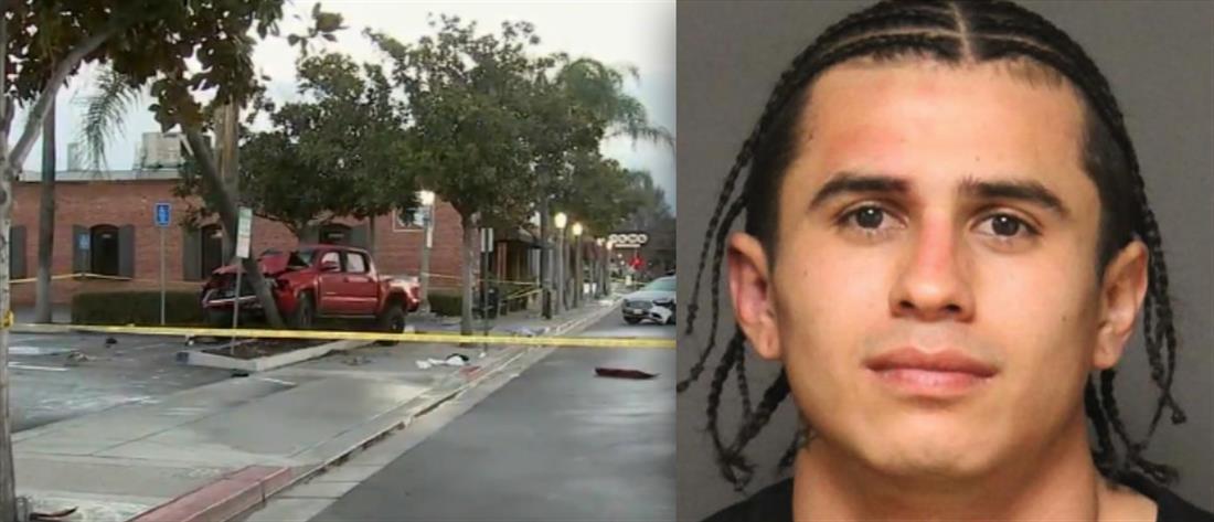 Νεαρός οδηγός παρέσυρε και τραυμάτισε 9 πεζούς