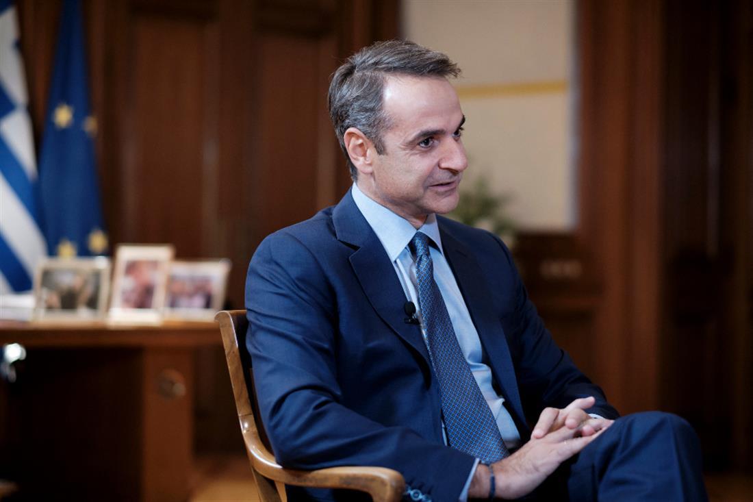 Μητσοτάκης - Economist