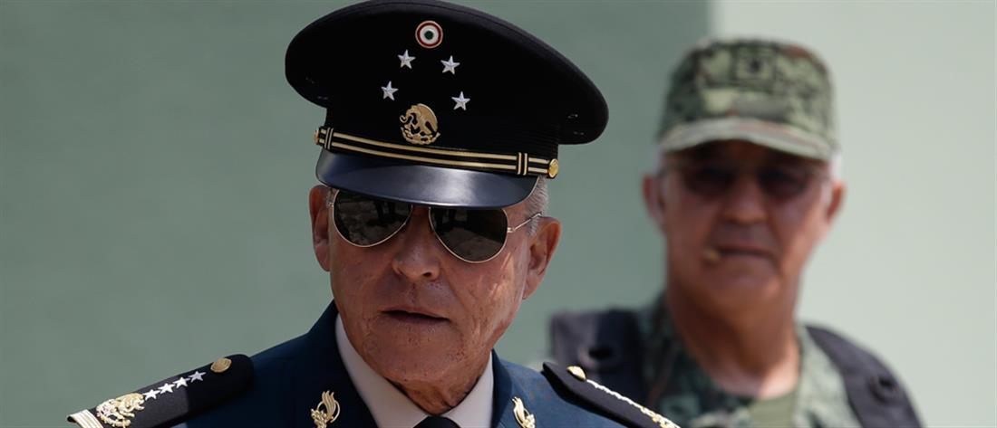 Πρώην Υπουργός Άμυνας συνελήφθη για ναρκωτικά