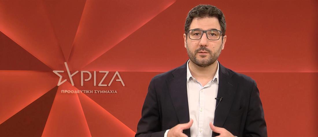 Ηλιόπουλος: Η Κυβέρνηση προσφεύγει στον κοινωνικό αυτοματισμό