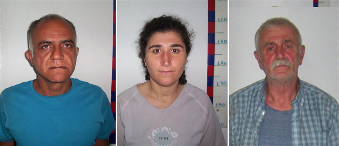 Αντιτρομοκρατική: οι συλληφθέντες σε Εξάρχεια και Σεπόλια (εικόνες)