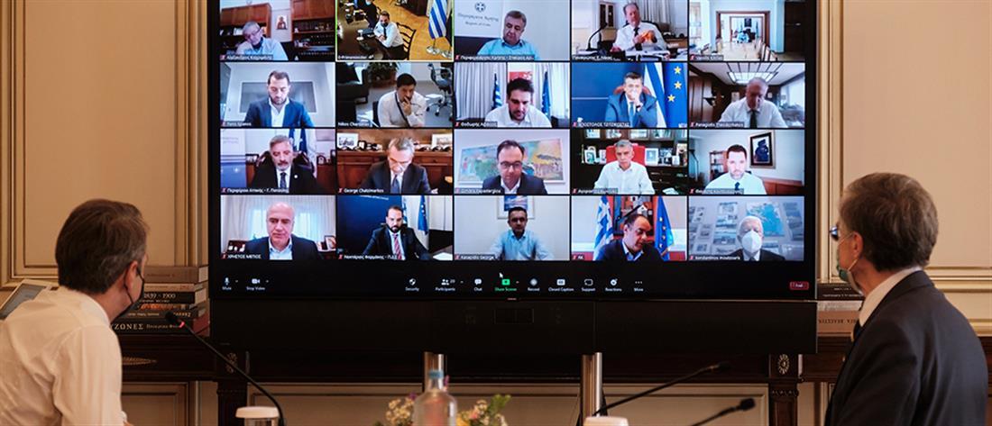 Κορονοϊός - Μητσοτάκης: αποφυγή μέτρων με βαρύ οικονομικό αντίκτυπο