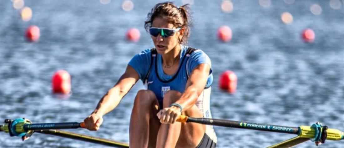Αννέτα Κυρίδου: Χρυσό και πρόκριση στους Ολυμπιακούς Αγώνες