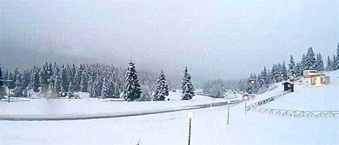 Γεωργιάδης: Στα πλάνα μας να ανοίξουν τα χιονοδρομικά κέντρα