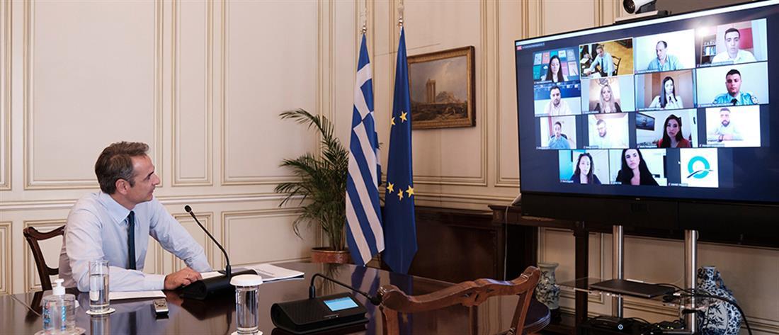 Μητσοτάκης: Να χτίσουμε μία καλύτερη Ελλάδα