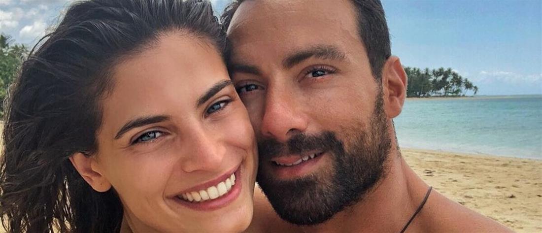 Σάκης Τανιμανίδης – Χριστίνα Μπόμπα: Βραδινή έξοδος για δύο μετά από καιρό (εικόνες)