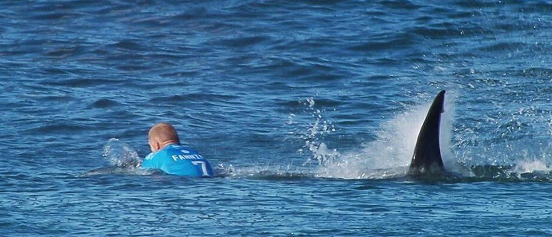 """Νέα Σμύρνη: έκανε άλμα στον αέρα και """"προσγειώθηκε"""" σε καρχαρία δύο μέτρων (βίντεο)"""