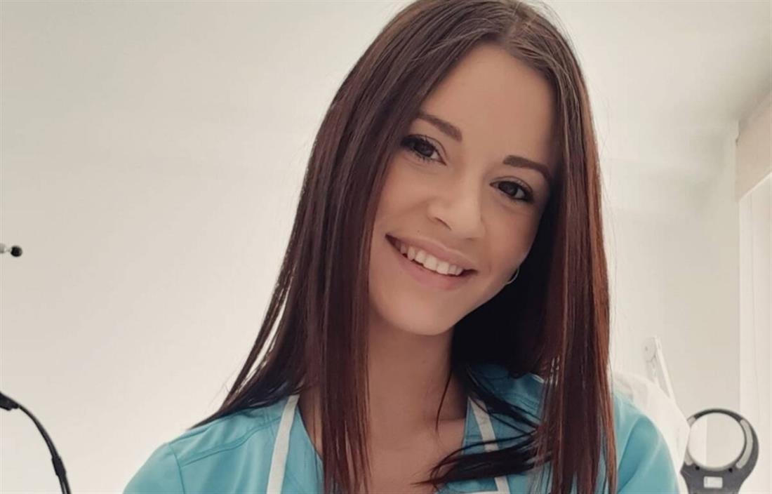 Αρτεμις Νικηφόρου - νοσηλεύτρια - Ρέθυμνο