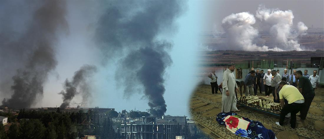 Ερντογάν: το ΝΑΤΟ θα στηρίξει τον σύμμαχο του ή τους τρομοκράτες;