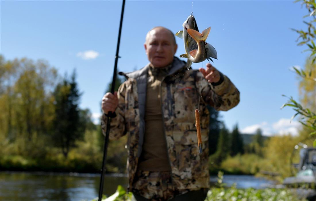 Πούτιν - Σιβηρία