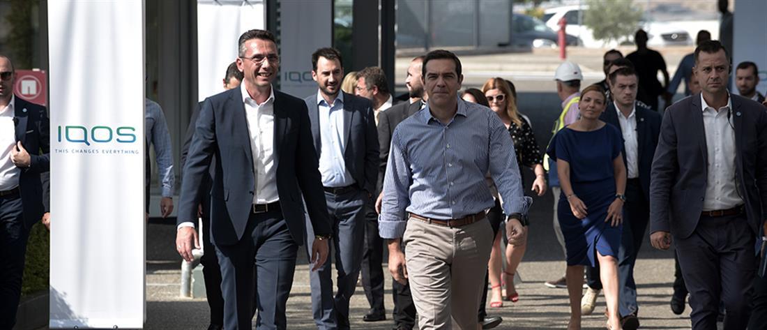 """""""Βολές"""" κατά Τσίπρα για τις επενδύσεις"""