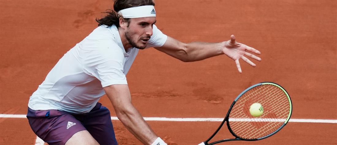 Roland Garros – Τσιτσιπάς: Κοντά στο εξαιρετικό το παιχνίδι μου