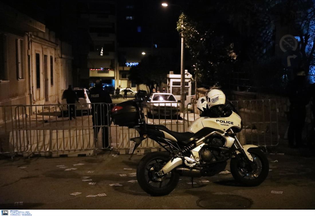 ΑΤ Κολωνού - Κολωνός - Αστυνομικό Τμήμα