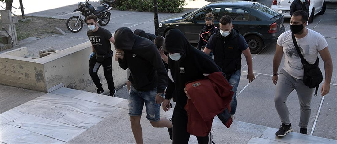 Επίθεση με μαχαίρι - Νέα Σμύρνη - συλληφθέντες