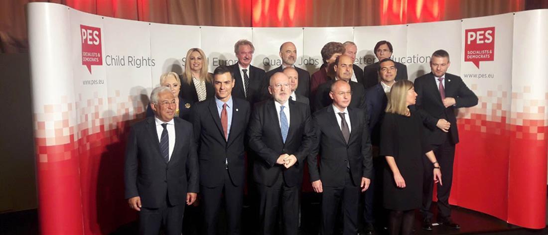 Ψήφο Αλλαγής για την Ευρώπη και την Ελλάδα ζήτησε η Γεννηματά