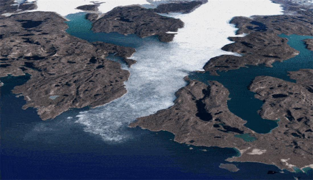 Timelapse - Google Earth