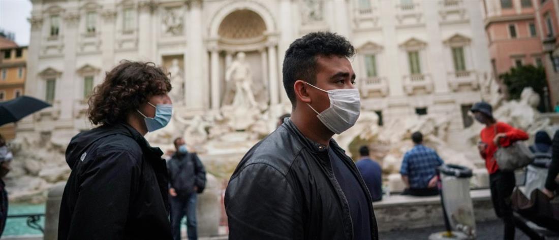 Κορονοϊός: Ανησυχία για τις μεταλλάξεις στην Ιταλία