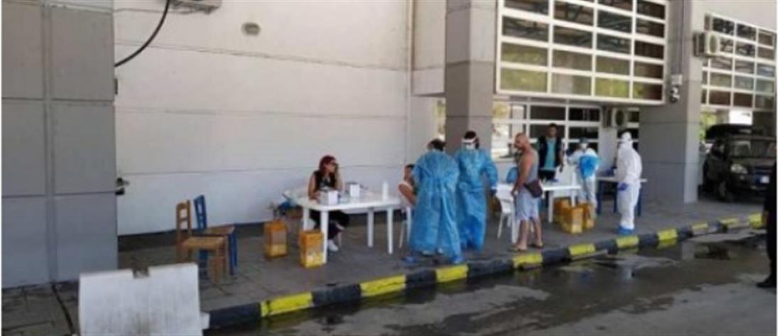 Κορονοϊός: Πάνω από 1000 δείγματα πήρε ο ΕΟΔΥ στην Κακαβιά