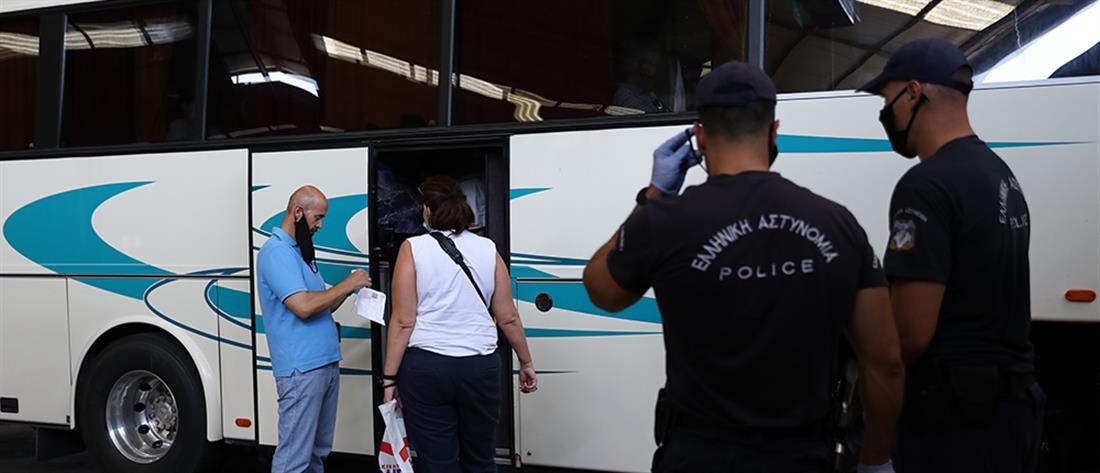 """Αστυνομία: """"κινητά"""" τμήματα με σκάνερ, τάμπλετ και κορονο-περιπολικά"""