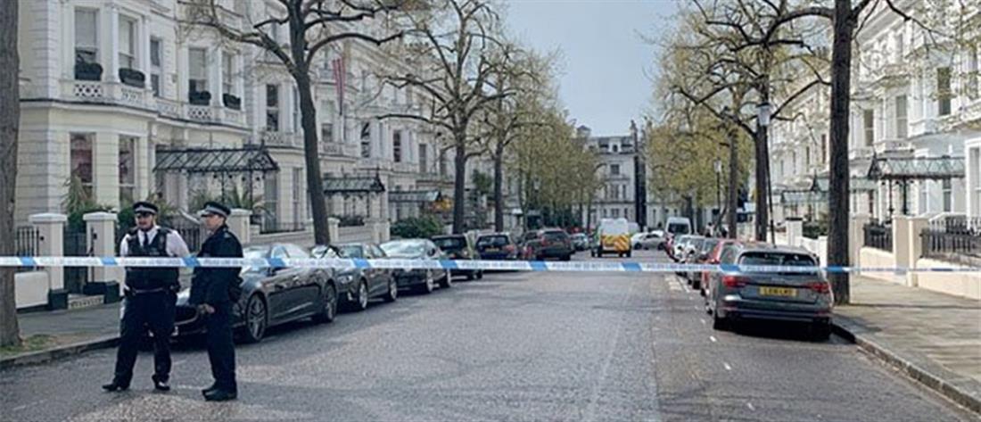 Τρόμος στο Λονδίνο: Πυροβολισμοί κοντά σε πρεσβεία (εικόνες)