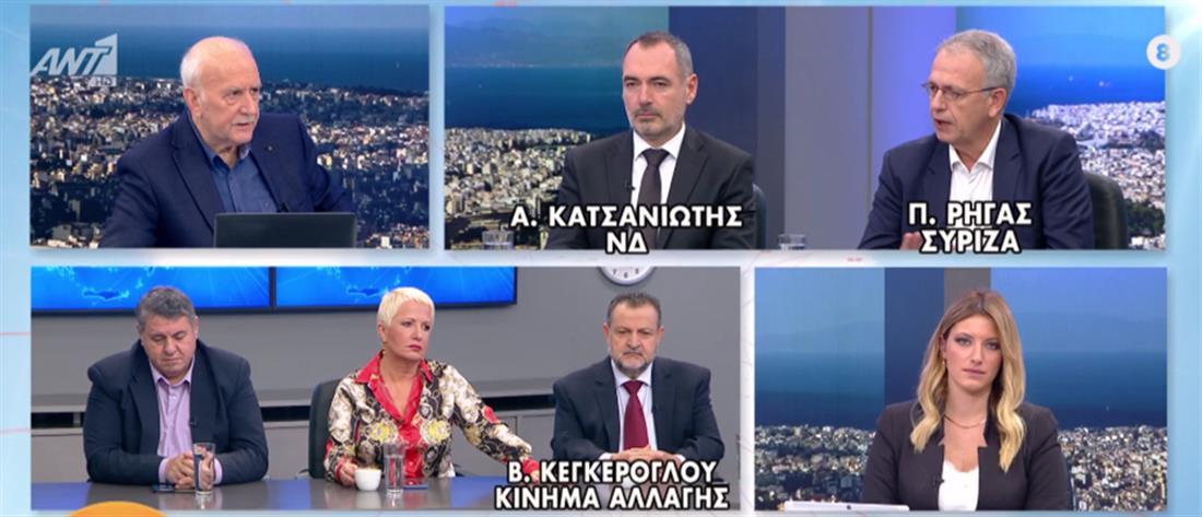 Κατσανιώτης στον ΑΝΤ1: Σαμαράς για Πρόεδρος της Δημοκρατίας (βίντεο)