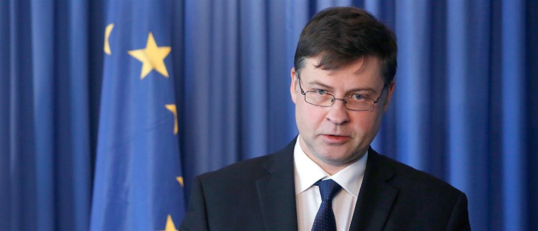 Ντομπρόβσκις: αν καθυστερήσει η αξιολόγηση θα υπάρξει αστάθεια στην ευρωζώνη