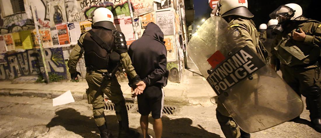 Πολυτεχνείο: Ο απολογισμός των συλλήψεων