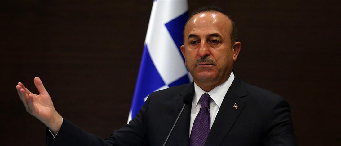 """Τσαβούσογλου: η Ελλάδα δεν είναι """"παίκτης"""" στη Λιβύη - ανωριμότητα η επίσκεψη Χάφταρ"""