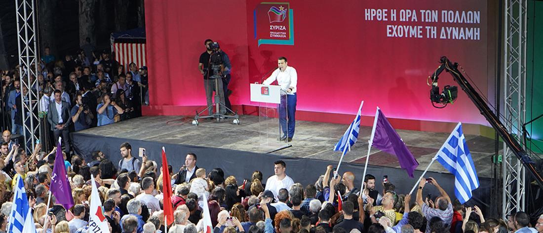 Τσίπρας: εξετάζουμε αύξηση της εθνικής σύνταξης το 2020