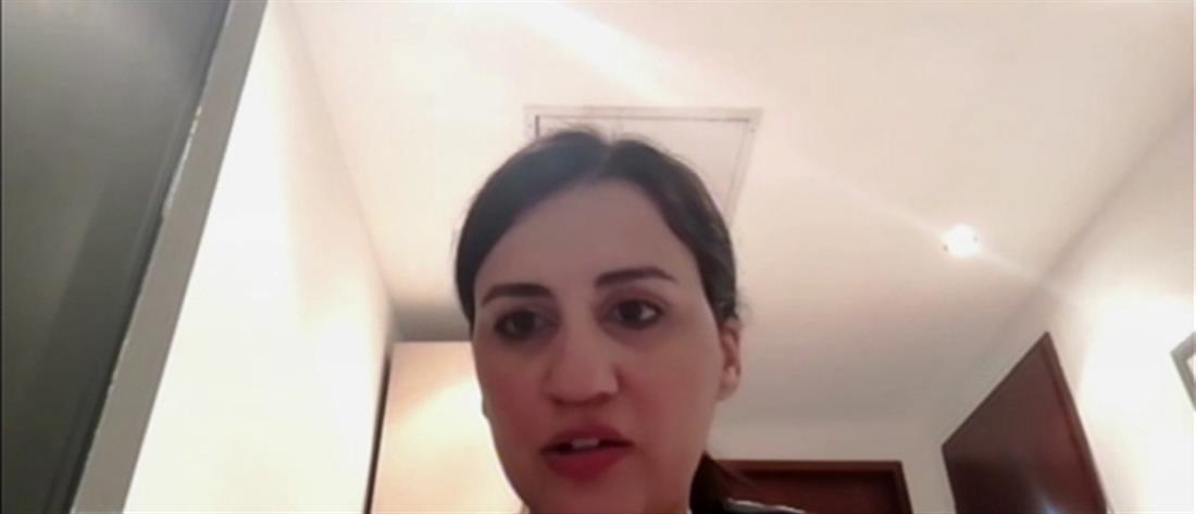 Η εκπρόσωπος Τύπου της ΕΛΑΣ σε διαφήμιση… εν αγνοία της (βίντεο)