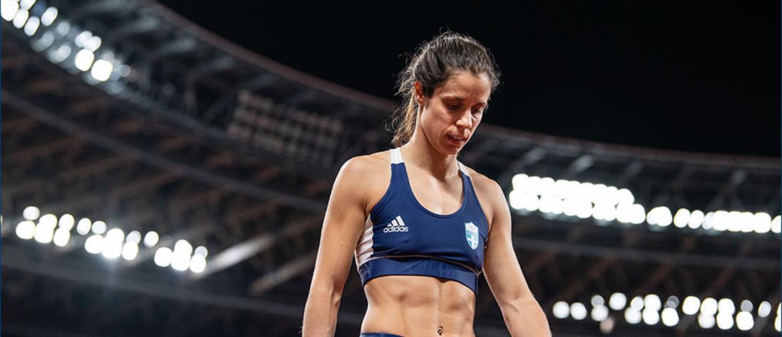Ολυμπιακοί Αγώνες - Στεφανίδη: Τέταρτη στο επί κοντώ
