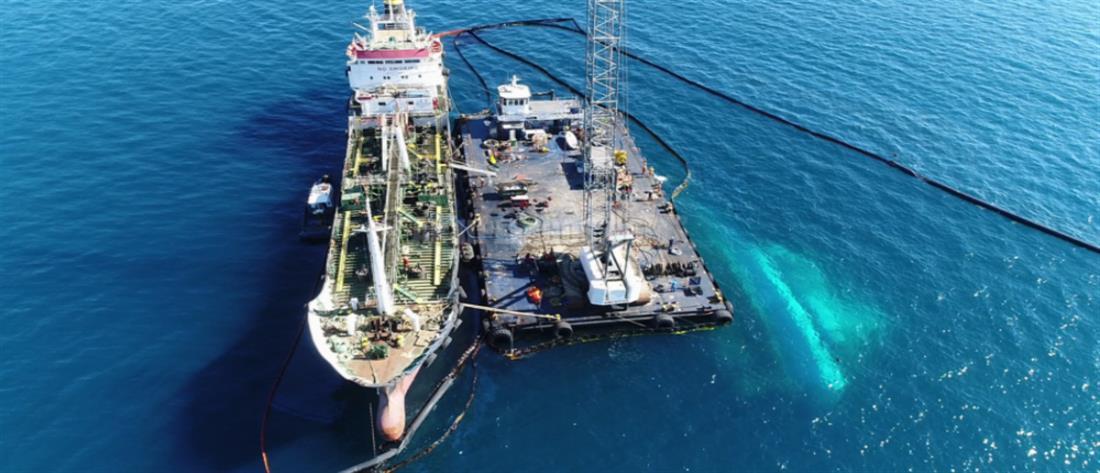 """Ανακοίνωση της πλοιοκτήτριας εταιρείας του """"Αγία Ζώνη ΙΙ"""""""