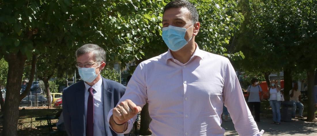 """Κορονοϊός: """"Συναγερμός"""" για την διασπορά του ιού στην Αθήνα"""