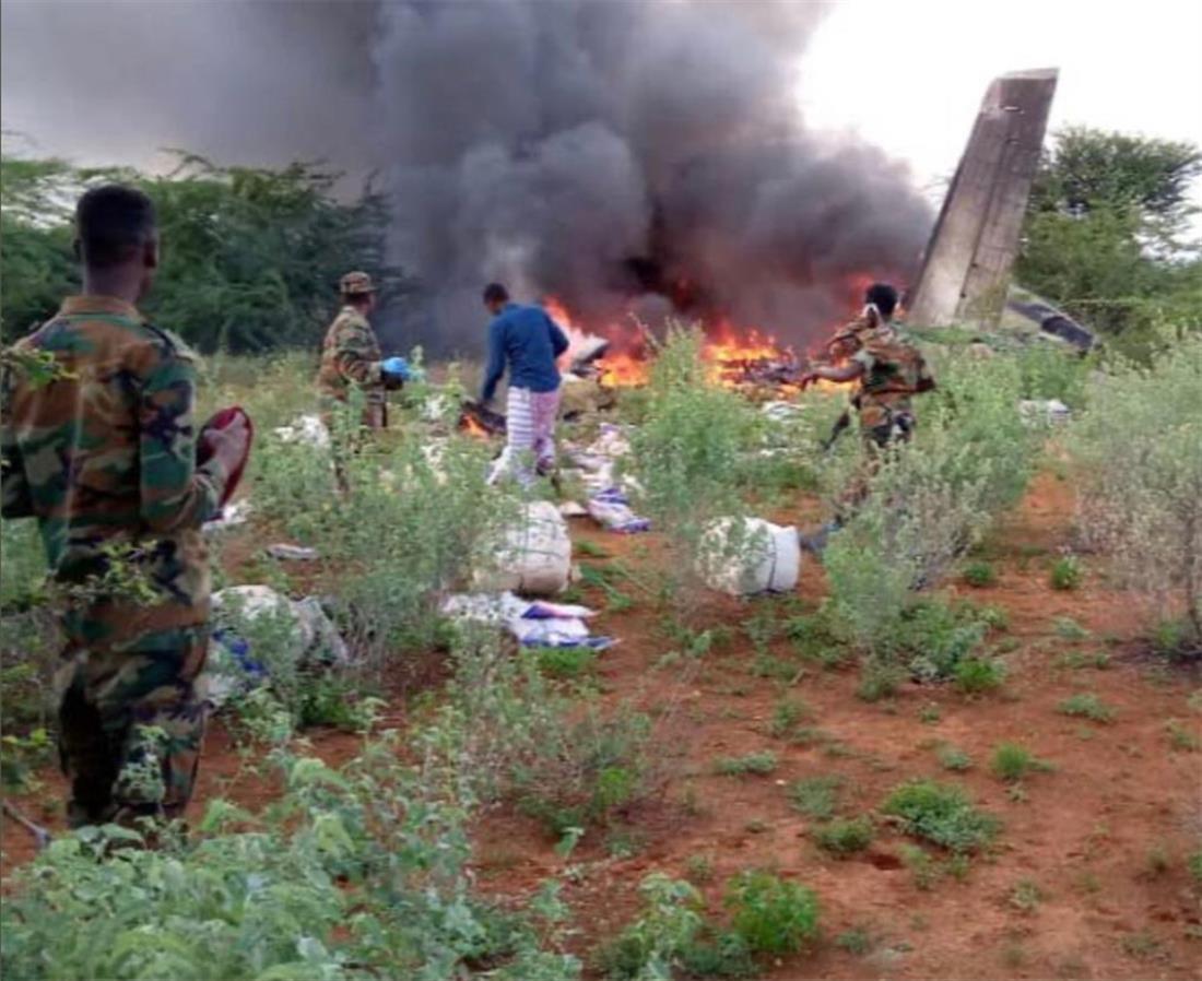 Σομαλία - African Express - αεροπορικό δυστύχημα