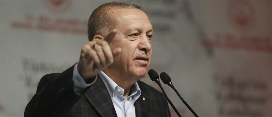 Ερντογάν: Ελλάδα, άνοιξε τα σύνορά σου!