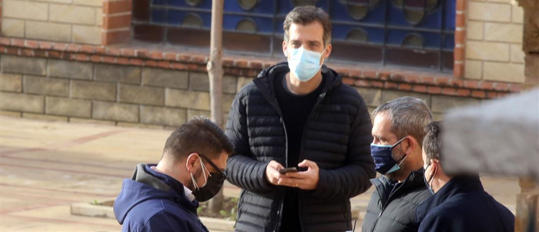 Μετάλλαξη κορονοϊού: Εκτάκτως στην Θεσσαλονίκη ο Χαρδαλιάς