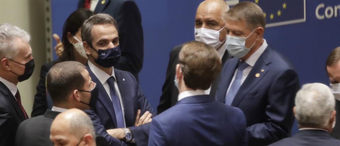 Σύνοδος Κορυφής - Μητσοτάκης για Τουρκία: Οι συμφωνίες πρέπει να τηρούνται (βίντεο)