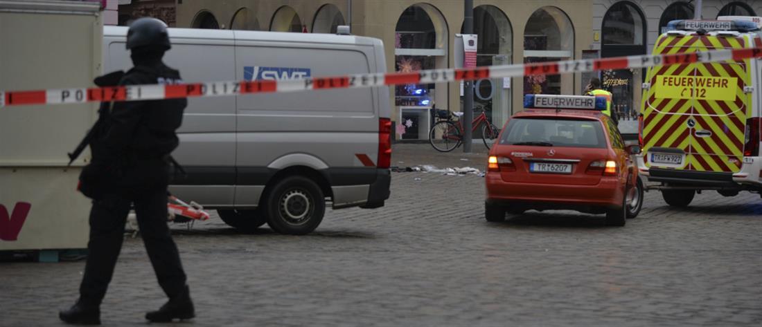 Γερμανία: Συνελήφθη ο οδηγός που σκόρπισε τον θάνατο στο Τρίερ (βίντεο)