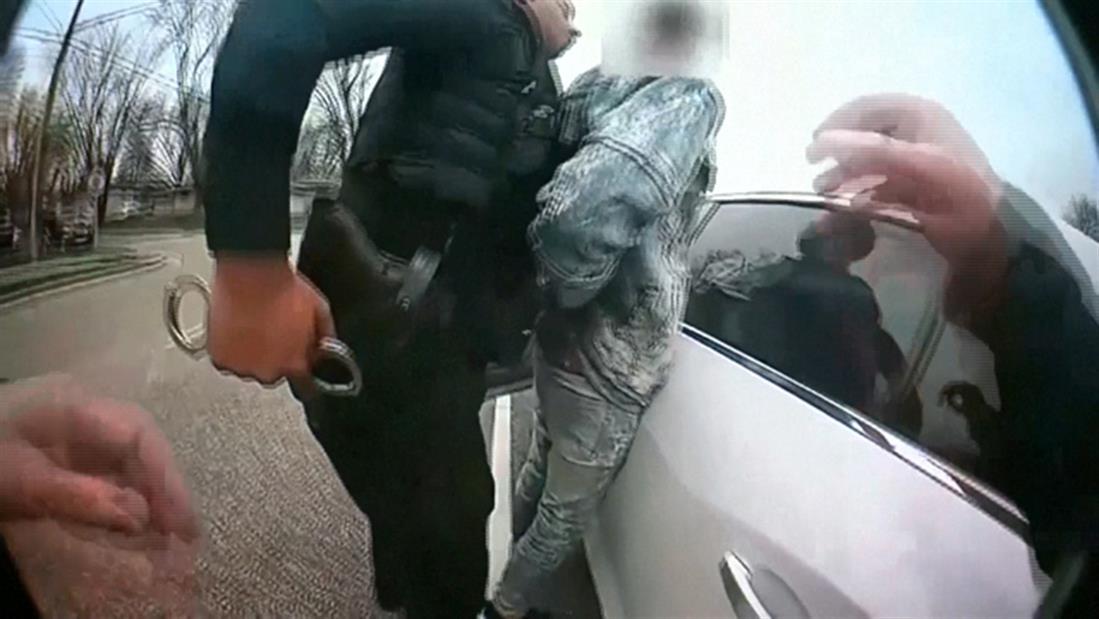 Daunte Wright - δολοφονία - αστυνομικός