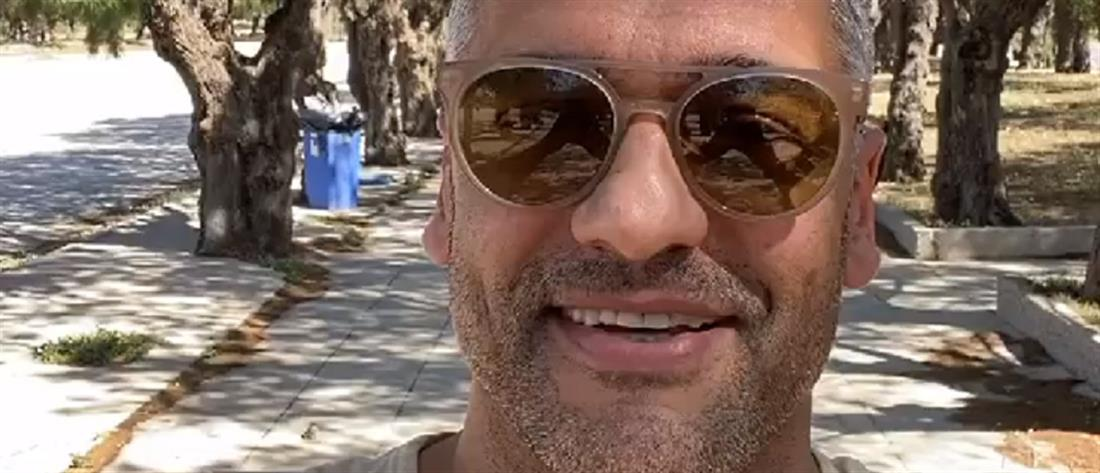 Στέλιος Κρητικός: Θα γίνει πατέρας για τέταρτη φορά!