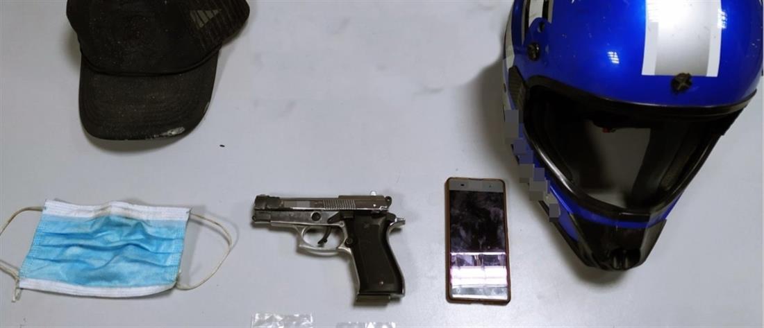Συνελήφθη ο ληστής με την χειρουργική μάσκα (εικόνες)