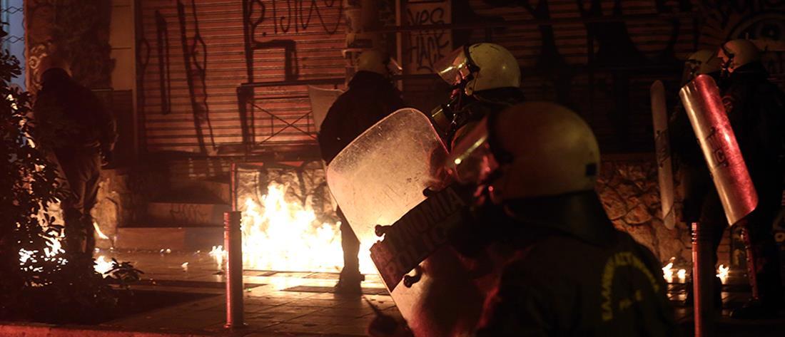 """""""Φρούριο"""" η Αθήνα για την επέτειο της δολοφονίας Γρηγορόπουλου"""