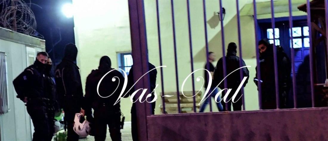 Ένταση στις φυλακές Κορίνθου (εικόνες)