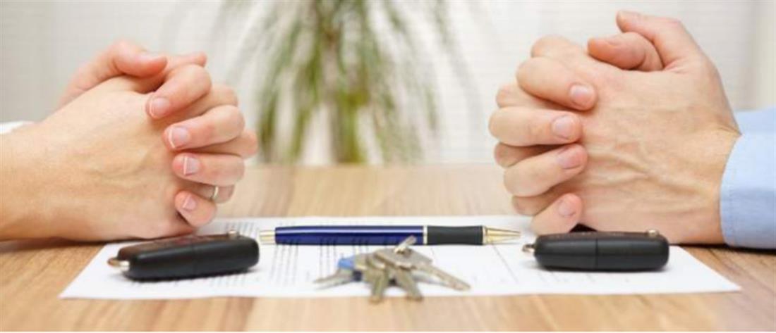 Πάνω από 70% αυξήθηκαν τα διαζύγια στην Ελλάδα μέσα σε ένα χρόνο