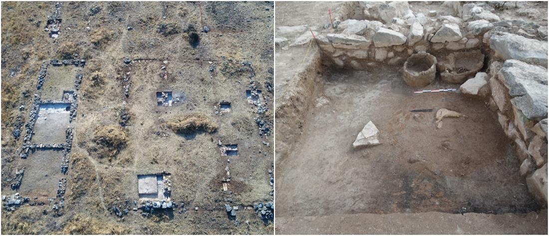 Νέα σημαντικά ευρήματα στην Μυκηναϊκή Ακρόπολη του Γλα (εικόνες)
