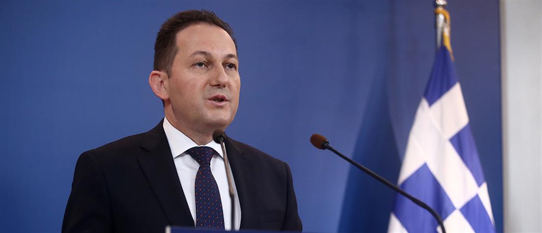Πέτσας για Τουρκία: η Ελλάδα δεν θα δεχθεί παραβίαση της κυριαρχίας της