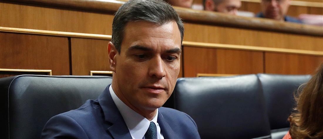 Ισπανία: δεν πήρε ψήφο εμπιστοσύνης ο Σάντσεθ